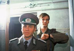 Dietmar Mössmer als Major Nattenklinger in 'Drei Stern Rot'