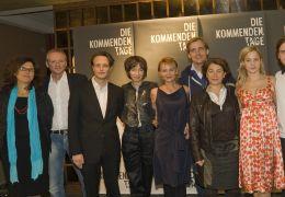 v.l.n.r.: Katrin Schlösser (Badlands Film), Frank...Tage