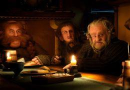 Der Hobbit: Eine unerwartete Reise - STEPHEN HUNTER...Gloin