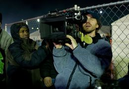 The Crazies - Regisseur Breck Eisner bei den Dreharbeiten