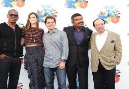 Rio - Jamie Foxx, Anne Hathaway, Carlos Saldanha,...endez