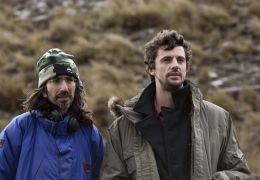 Leap Year - Regisseur Anand Tucker mit Matthew Goode am Set