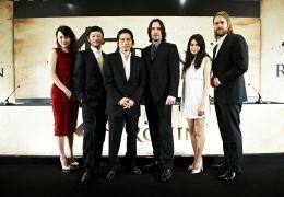 47 Ronin - Pressekonferenz mit Rinko Kikuchi,...insch