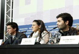 Shahrukh Khan, Kajol und Karan Johar - 'My Name Is...2010