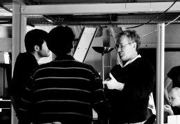Sammys Abenteuer - Regisseur Ben Stassen mit seinem Team