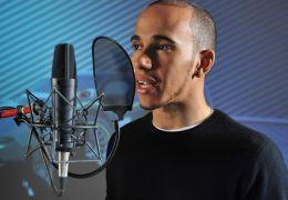 Lewis Hamilton - 'Cars 2' - Synchronsprecher