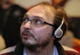 Ehrenmedaille -Regisseur Calin Peter Netzer