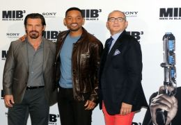 Men In Black 3 - Josh Brolin, Will Smith, Barry Sonnenfeld