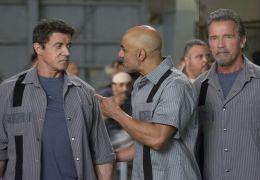 Escape Plan - Ray Breslin (Sylvester Stallone), Javed...Weg.