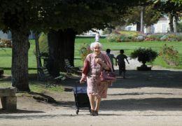 Margueritte (Gisèle Casadesus) auf dem Weg in den...rter'