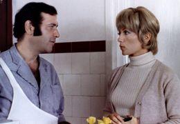 Der Schlachter - Jean Yanne und Stephane Audran