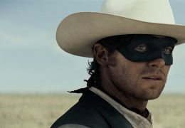 Lone Ranger - Armie Hammer as The Lone Ranger