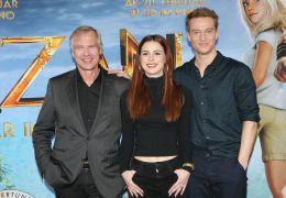 Tarzan 3D - Reinhard Klooss (Produzent), Lena...hling