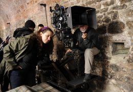 Hysteria - Regisseurin Tanya Wexler und Kameramann...bitt.