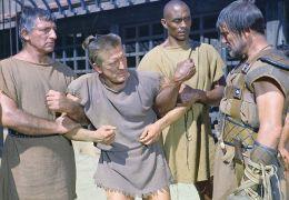 Spartacus - Harold J. Stone, Kirk Douglas, Woody...cGraw