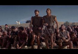 Spartacus - Tony Curtis und Kirk Douglas