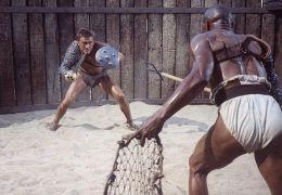 Spartacus - Kirk Douglas und Woody Strode