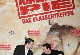 Jon Hurwitz und Hayden Schlossberg - Berlin Photocall...effen