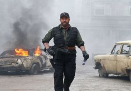 The Expendables 2 - Booker (Chuck Norris)