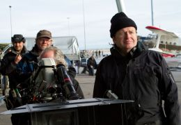 The Expendables 2 - Regisseur Simon West am Set