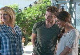 Jenna Elfman als 'Annie', Justin Timberlake als...ügen'