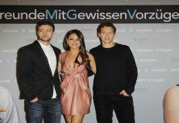 Photocall Berlin, 29.07.2011 Justin Timberlake, Mila...ügen'