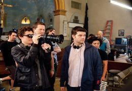 21 Jump Street - L-r, Director Phil Lord, Director of...eet.'