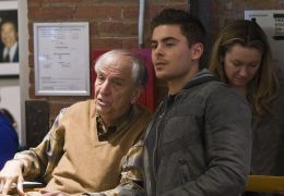 Happy New Year - Setfoto - Regisseur Garry Marshall...Efron