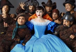 The Brothers Grimm: Snow White - Schneewittchen (Lily...burn)
