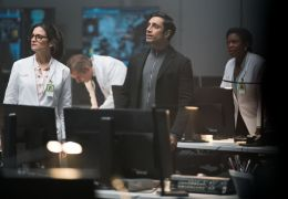 Venom - Dr. Dora Skirth (JENNY SLATE) und Dr. Carlton...HMED)