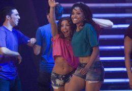 Honey 2 - Maria (KATERINA GRAHAM) and the HDs are...ELSON
