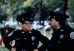 Tim Kazurinsky, Bobcat (Bob) Goldthwait - 'Police...rund'