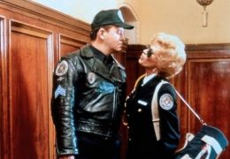 David Graf, Leslie Esterbrook - 'Police Academy 7 -...skau'
