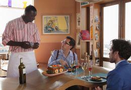 Der Schaum der Tage - Der Koch Nicolas (Omar Sy),...aleh)