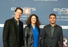 Ender's Game - Regisseur und Drehbuchautor Gavin Hood...Orci