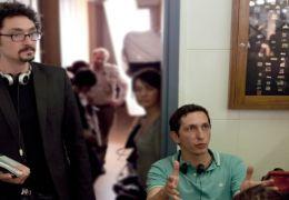 Nathalie küsst - Autor und Co-Regisseur David...kinos
