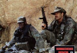 Predator - Bill Duke, Jesse Ventura