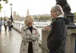 Red 2 - Helen Mirren (Victoria) und Regisseur Dean...iten.
