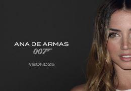 Bond 25 - Ana de Armas