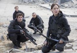 Die Tribute von Panem - Mocking Jay Teil 2 - Rebellen...Ross)