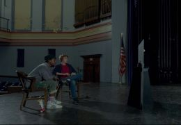 Me & Earl & the Dying Girl - Earl (RJ Cyler) und Greg...Mann)