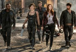 Resident Evil - The Final Chapter - Nach der Schlacht...v. l.