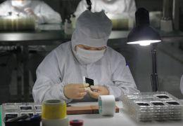 Apple Stories - I-phone Fabrik