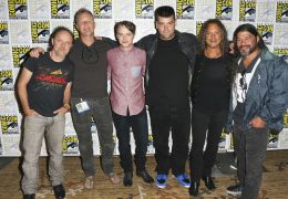 Metallica - Through the Never - ComiCon 2013, San...illo)