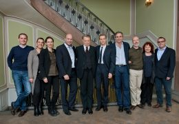 Im Labyrinth - Michael Kampf und Katja Uhrig...ussen