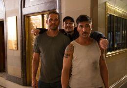 Brick Mansions - Regisseur Camille Delamarre mit...lern.