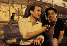 The Square - Khalid Abdalla (links) und Ahmed Hassan