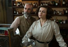Suffragette - Edith Ellyn (Helena Bonham Carter) und...ynch)