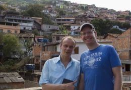 Bach in Brazil - Hauptdarsteller Edgar Selge mit...hlers