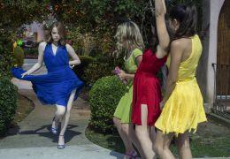 La La Land - Mia (Emma Stone, blaues Kleid), Alexis...leid)